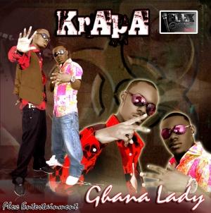 Krapa - Ghana Lady BW Membo