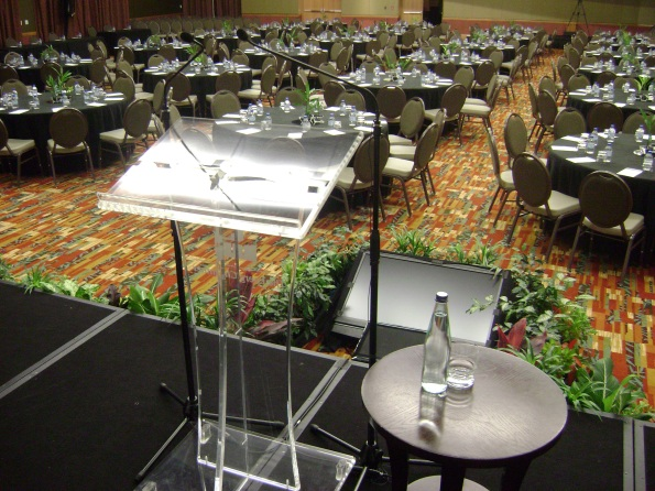 TTEC @ HYATT Regency, Port-of-Spain Ballroom